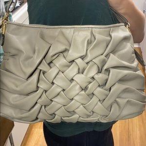 Beautiful 😍Escada quilted gray shoulder bag
